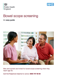 Easy Guide to Bowel Scope Screening